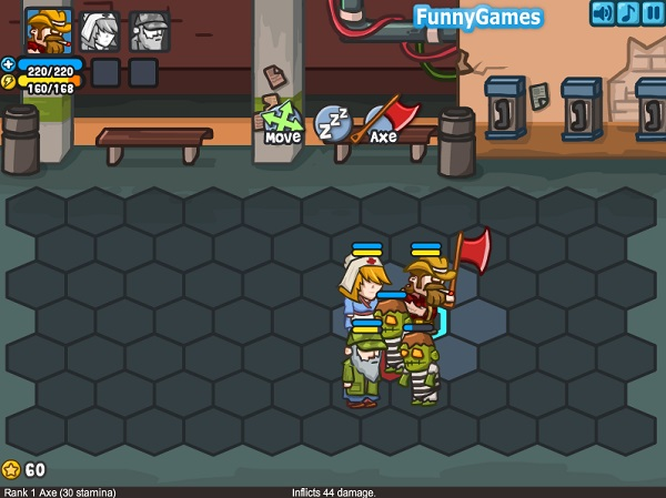 game Chien thuat chong zombie