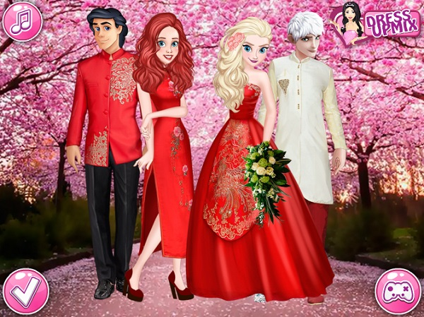 game Dam cuoi vong quanh the gioi hinh anh 2