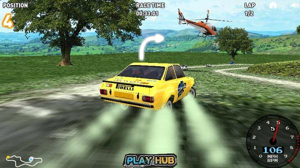 game Dua xe oto hay nhat the gioi