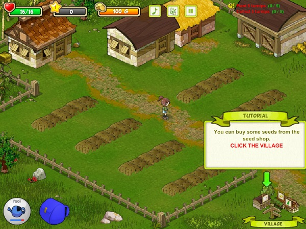 game Hay day online