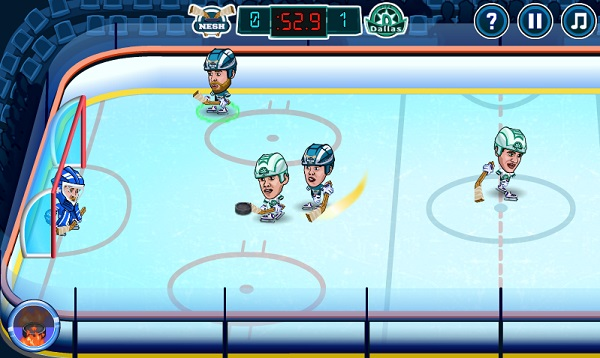 game Huyen thoai Hockey hinh anh 2