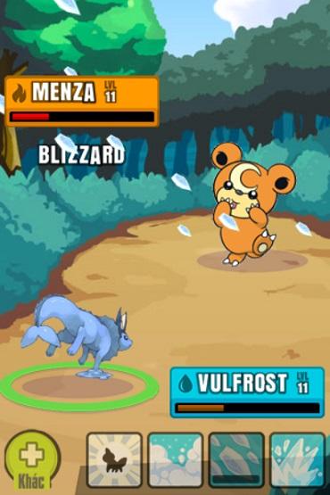 game Pokemon dai chien 2 2016