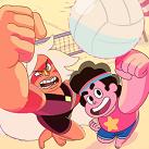 Game-Steven-universe-danh-bong-chuyen