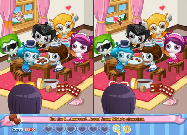 game Valentine cua Bach Tuyet hinh anh 2