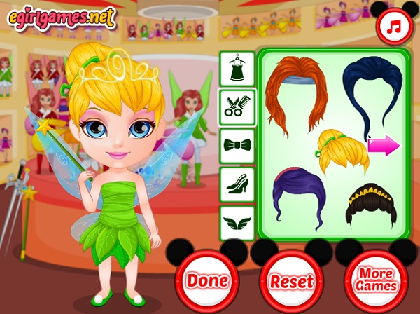 Game Barbie di disneyland online
