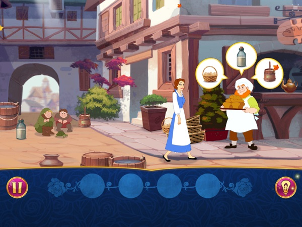 Game Belles Adventure online