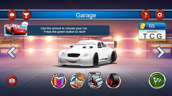 Game Cars Lightning Speed