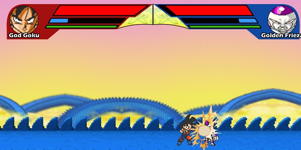 game DBZ Ultimate Power version 2