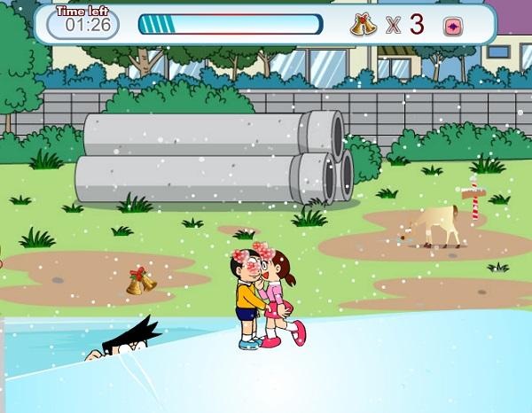 Game Doremon Nobita hon xuka