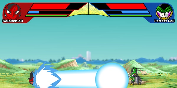Game Dragon Ball Z Ultimate Power 2