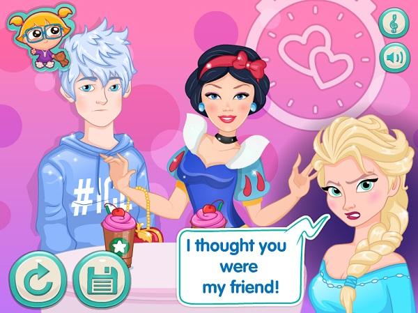 Game Ellie Boyfriend Thief