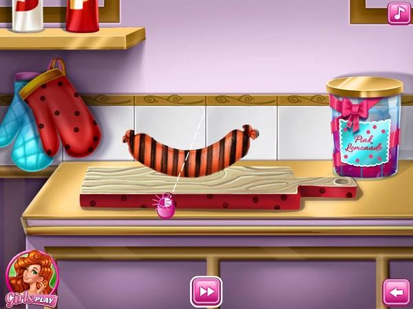 game Ladybug chuyen gia am thuc hinh anh 2