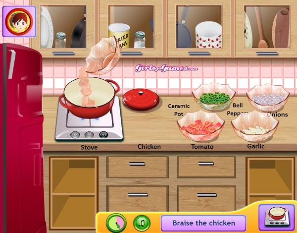 game Lam banh Burrito hinh anh 1