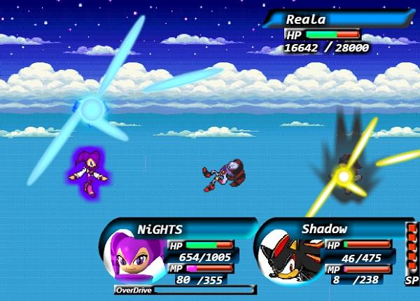 game Sonic danh nhau x7 x5