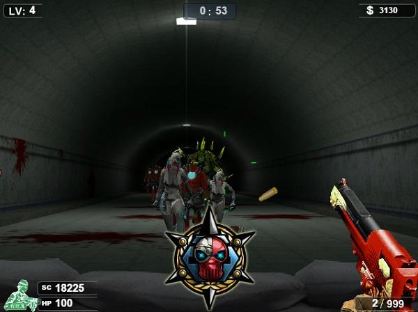 game Dot kich ban zombie v3 v4