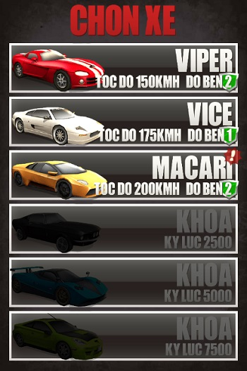 Game Fast and furious 8 for android ios