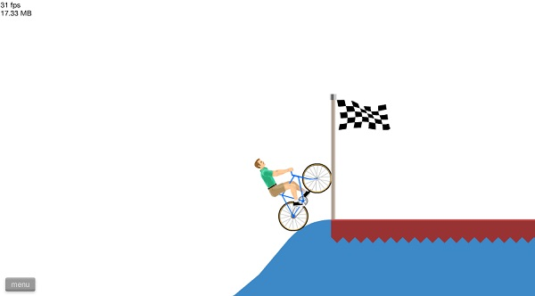 game Happy Wheels demo