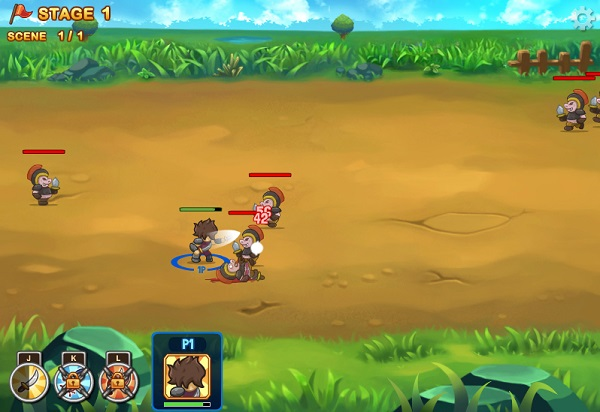 Gamgame Hiep si hung manh 2 mighty knight 2