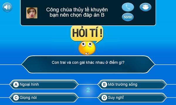 game Hoi ngu cho ios java android