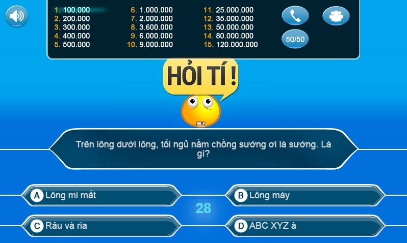 game Hoi ngu ti