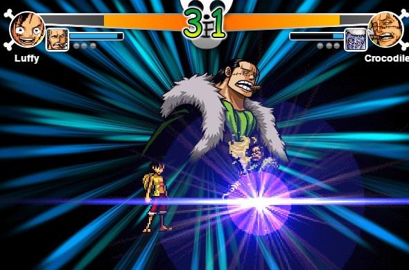 Game One Piece tran chien cuoi cung
