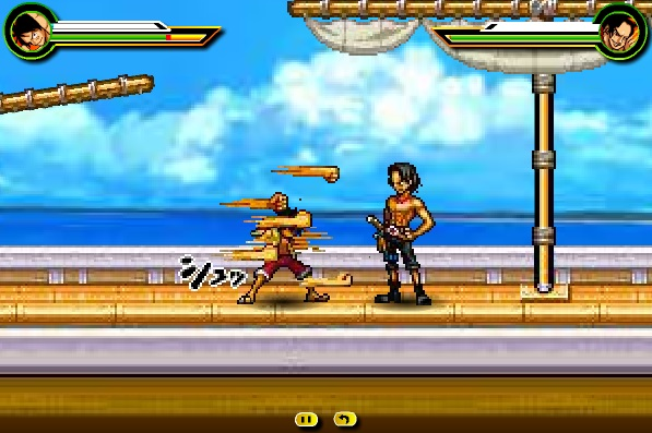 game One Piece song dau hinh anh 2