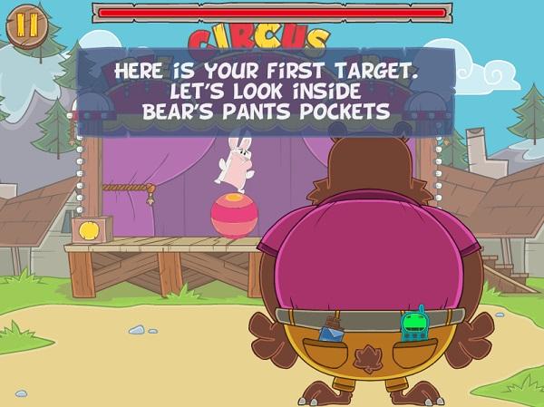 game Xem xiec mien phi circus free