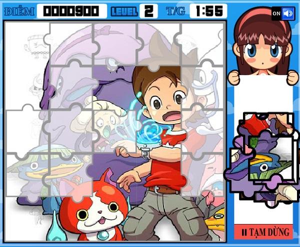 Game Yokai watch online free pc