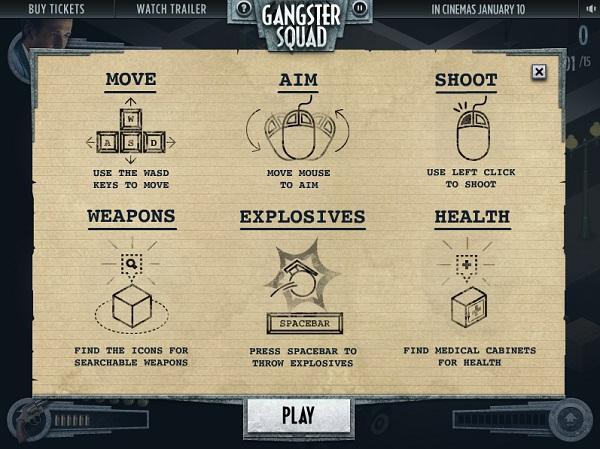 game Bang dang Gangster xa hoi den