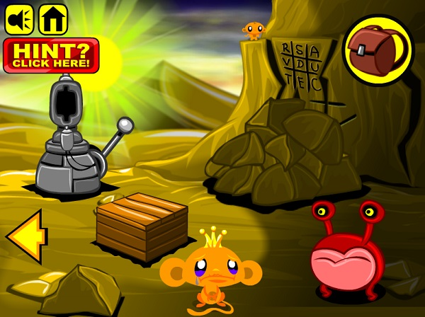 game Chu khi buon thoat khoi hanh tinh planet escape
