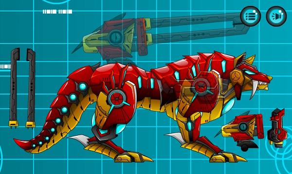 game Dai chien robot cho soi online