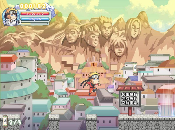 game Ninja huyen thoai Naruto mien phi