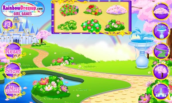 game thoi trang Le cuoi cong chua Sofia