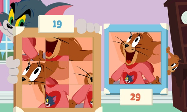game Tom va Jerry xep hinh anh 3