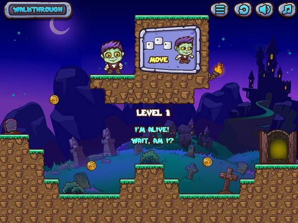 game Zombie khong dau hinh anh 1