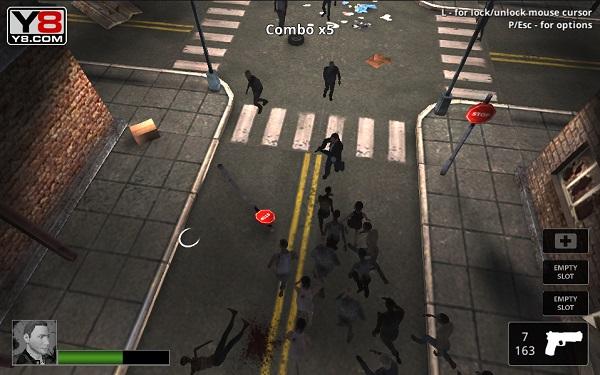 game Zombie sinh ton offline