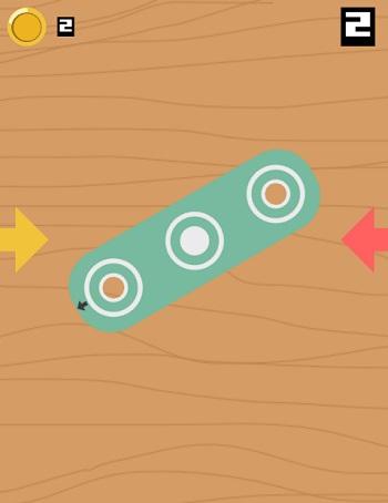 Tro choi Fidget spinner