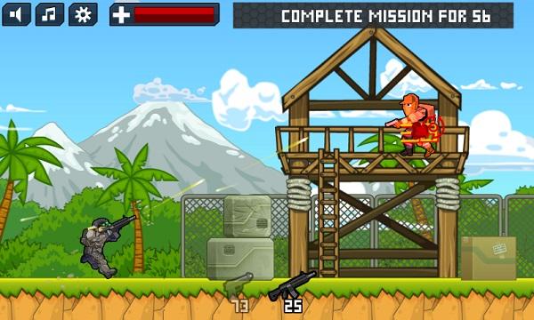 game Biet kich My cho pc