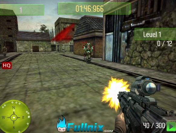 game Chien truong sinh tu battlefield online