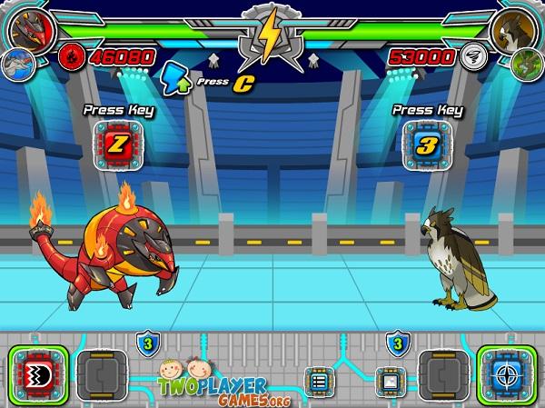 game Dang cap thu cung fuzzmon 2 mighty earth