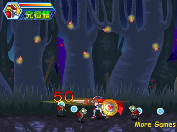 game Digimon pokemon vs Zombies