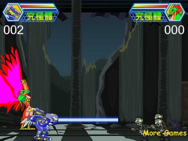 game Digimon vs Zombies vui game 24h