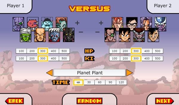 game Dragon Ball Z Devolution new version