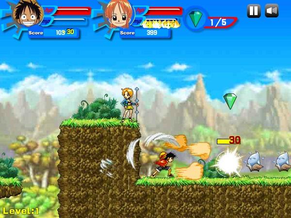 game One Piece phieu luu ky 3