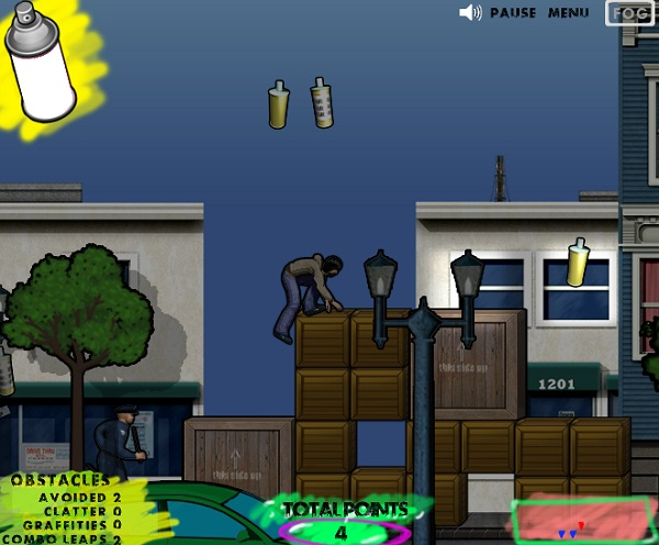 game Parkour duong pho hay nhat cho pc