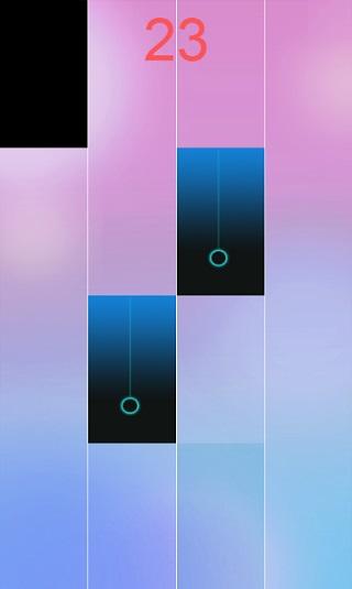 game Piano magic Tiles 3 online