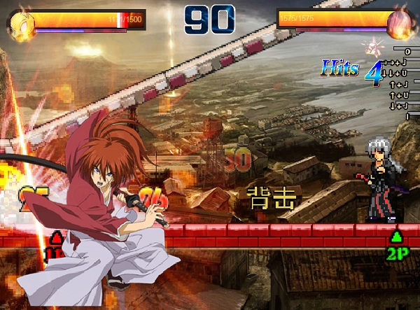 Game Anime battle 3.8 dai chien