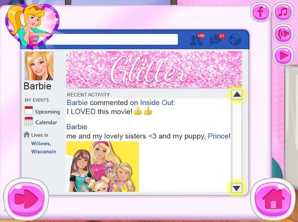 game Barbie chon ban trai nhu the nao