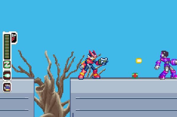 game Megaman Zero 4 retro