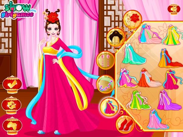 game Ngoi sao hoang cung online